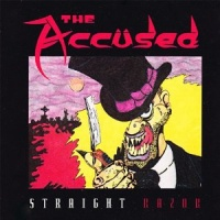 [The Accused Straight Razor Album Cover]
