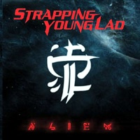 [Strapping Young Lad Alien Album Cover]