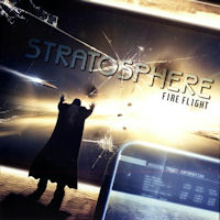 [Stratosphere Fire Flight Album Cover]