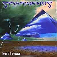 [Stratovarius Fourth Dimension Album Cover]