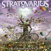 [Stratovarius Elements Part 2 Album Cover]