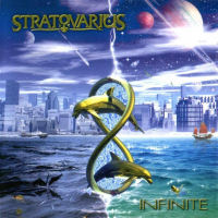 [Stratovarius Infinite Album Cover]