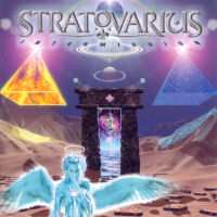 [Stratovarius Intermission Album Cover]