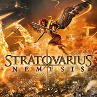 [Stratovarius Nemesis Album Cover]