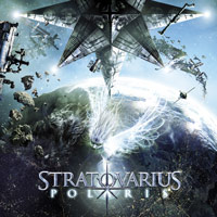 [Stratovarius Polaris Album Cover]