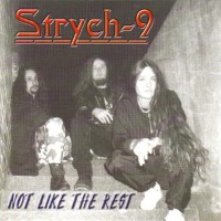 [Strych-9 Not Like the Rest Album Cover]