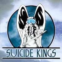 Suicide Kings Supersonic Album Cover