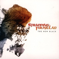 [Strapping Young Lad The New Black Album Cover]
