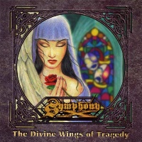 [Symphony X The Divine Wings of Tragedy Album Cover]
