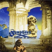 [Symphony X Twilight in Olympus Album Cover]