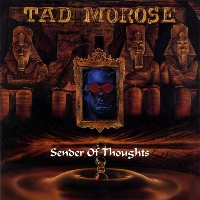 [Tad Morose Sender of Thoughts Album Cover]