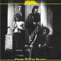 [Tank Power of the Hunter Album Cover]