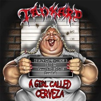 [Tankard A Girl Called Cerveza Album Cover]