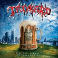 [Tankard Best Case Scenario: 25 Years in Beers Album Cover]