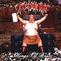 [Tankard Kings of Beer Album Cover]