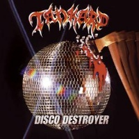 Tankard Disco Destroyer Album Cover