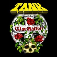 [Tank War Nation Album Cover]
