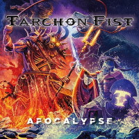 Tarchon Fist Apocalypse Album Cover