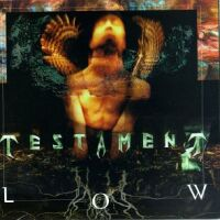 [Testament Low Album Cover]