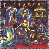 [Testament Live At The Fillmore Album Cover]