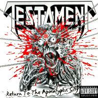[Testament Return To The Apocalyptic City Album Cover]
