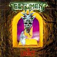 [Testament The Legacy Album Cover]