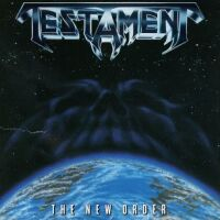 [Testament The New Order Album Cover]