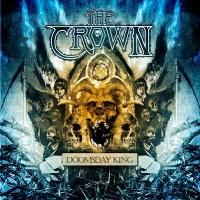 [The Crown Doomsday King Album Cover]