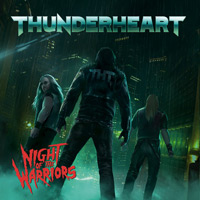[Thunderheart Night Of The Warriors Album Cover]