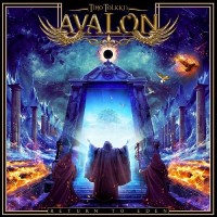 [Timo Tolkki's Avalon Return to Eden Album Cover]