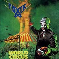 [Toxik World Circus Album Cover]