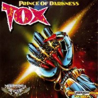Tox Prince of Darkness Album Cover