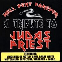 [Tributes Hell Bent Forever - A Tribute to Judas Priest Album Cover]