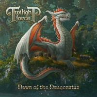 [Twilight Force Dawn Of The Dragonstar Album Cover]