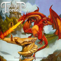 [Twilight Force Tales Of Ancient Prophecies Album Cover]