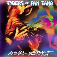 [Tygers Of Pan Tang Animal Instinct Album Cover]