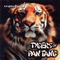 [Tygers Of Pan Tang Mystical Album Cover]