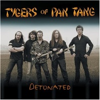 [Tygers Of Pan Tang Detonated Album Cover]