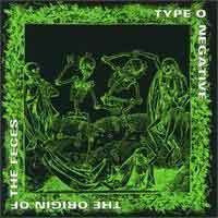 [Type O Negative The Origin of the Feces Album Cover]