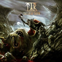 [TYR The Lay of Thrym Album Cover]