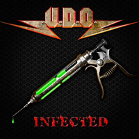 UDO Infected  Album Cover