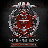 UDO Navy Metal Night Album Cover