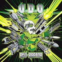 UDO Rev-Raptor Album Cover
