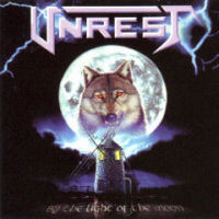 [Unrest By The Light Of The Moon Album Cover]