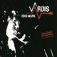 [Vardis 100 M.P.H. Album Cover]