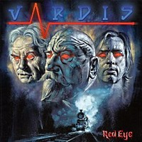 [Vardis Red Eye Album Cover]