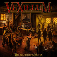 Vexillum The Wandering Notes Album Cover