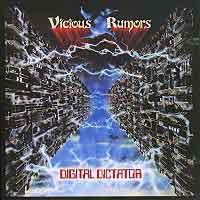 [Vicious Rumors Digital Dictator Album Cover]