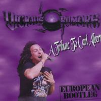 Vicious Rumors A Tribute To Carl Albert - European Bootleg Album Cover