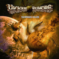 [Vicious Rumors Razorback Killers Album Cover]